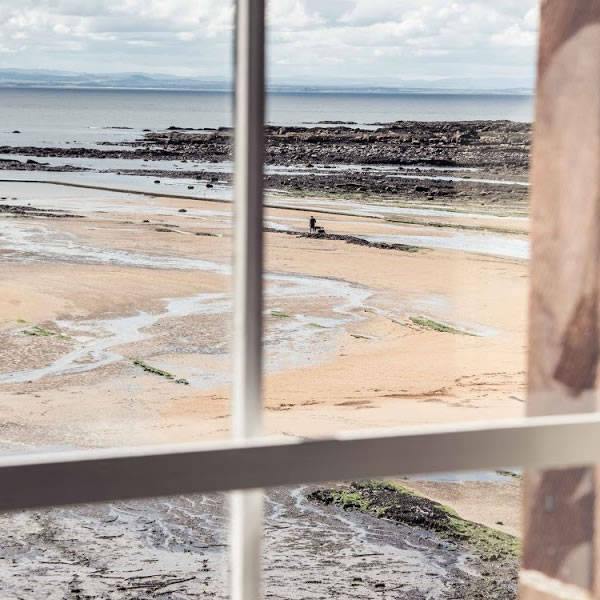 wild swimming holidays for women in fife