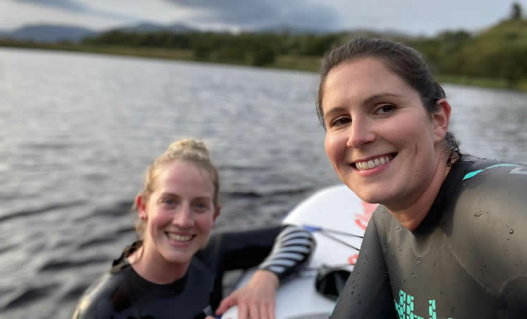 wild swimming holidays scotland